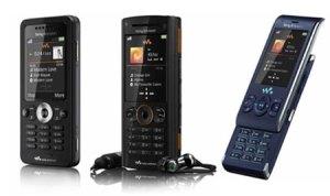tiga handphone baru SE