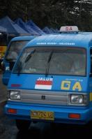 jalur GA, lewat depan stasiun Malang