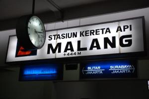 stasiun kereta api malang