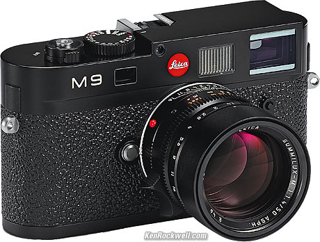 sebuah kamera Rangefinder